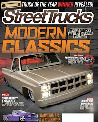 100 Pro Trucks Plus Street May 2018 HUBCAPS HOTROD CUSTOM