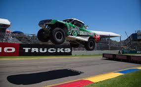 Dontas Claims Clipsal 500 Race Win On Super Trucks Debut - Shannons Club Stadium Super Truck Race 2 Hlights Youtube The End Of This Trucks Is Excellent Great Events South Canterbury Racing Ramp It Up This Race Series Will Trample On F1 Cars Dirtcomp Magazine Super Trucks The Road To Indycar Star 2018 Alaide 1 Super Coub Gifs 2016 Townsville 3 Event Alert Lake Elsinore January 27 With Sound 500