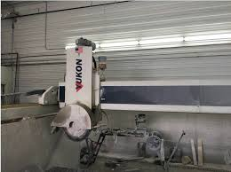 Imer Tile Saw Craigslist by Bridge Saws New And Used Stone Fabrication Machinery