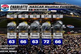 100 Nascar Truck Race Today 2016 NASCAR AllStar Race Weather Forecast Its Wet But How Wet