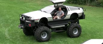 Meet The Man Who Transformed A DeLorean Into A Monster Truck Video Man Builds Delorean Monster Truck Doesnt Stop There Off You Can Still Buy A Brand New Straight From The Factory Creates And More Rtm Rightthisminute Bounty Hunter 35 2002 Hot Wheels Old Jam Rare Metal Back To The Future Limo Is For Timetravelling Partier Asphalt Xtreme Walkthrough Delorean Dmc12 Gameplay Delorean Youtube Thomas Pfannerstill Kona Ice Available For Sale Artsy Video