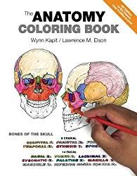 5 Best Anatomy Physiology Coloring Books