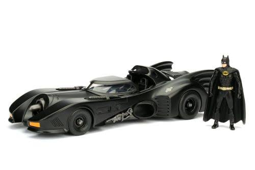 Jada Toys Batman 1989 Movie Metal Batmobile Figure - 1/24