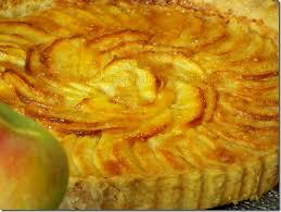 cuisine tarte aux pommes tarte aux pommes au beurre à la cannelle le cuisine de samar