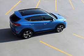2017 Hyundai Tucson Reviews and Rating