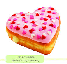 Dunkin Donuts Pumpkin Donut Calories by Dunkin U0027 Donuts Mother U0027s Day Giveaway Southern Savers
