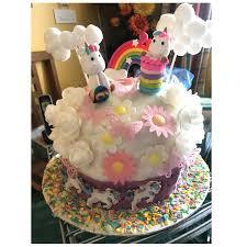 Pink Twinkle Star Cake