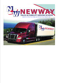 CONTACT US - NEW WAY TRUCK & FORKLIFT DRIVING SCHOOL Regional Class A Cdl Driver With Act Truck Driving Elgin Community College Ecc Traing Licensure Cerfication And Schools Trucking Carrier Warnings Real Women In Commercial Drivers License Wikipedia City Forklift School Toronto Advanced Heavy Job Corps Daytona Ontario Drivers Inrstate Home Facebook About Us Introduction To Jockey Operator Savannah Technical