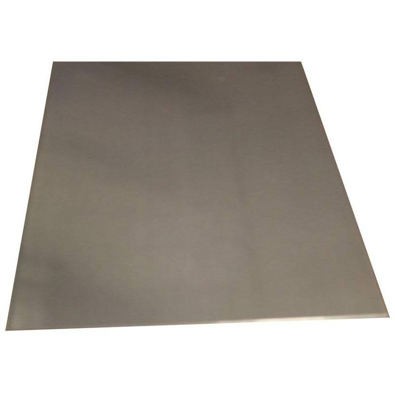 "K & S Engineering #256 Aluminum Metal Sheet, 0.032"" x 4"" x 10"" - 6 pack"