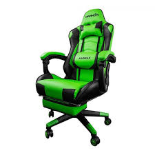 Raidmax Drakon Gaming Chair With Footrest Black/Green DK709GN, Dubai ... Top Gamer Ergonomic Gaming Chair Black Purple Swivel Computer Desk Best Ever Banner New Chairs Xieetu High Back Pc Game Office 10 Under 100 Usd Quality 2019 Deals On Anda Seat Dark Knight Premium Buying The 300 Updated For China Workwell Cool Of Complete Reviews With Comparison Ten Fablesncom Noblechairs Epic Series Real Leather Free Shipping No Tax Noblechairs Icon Grain Cha Ocuk