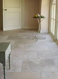 Jerusalem White Gold Tumbled Limestone Flooring Creates An Elegant And Timeless Stone Floor