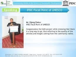 siege social point p cecosda center communication green alert cameroon community m