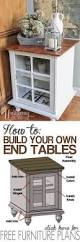 recycled wooden pallet end tables pallets pallet projects and