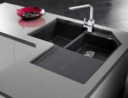 Best Kitchen Sink Material 2015 by Best 25 Black Kitchen Sinks Ideas On Pinterest Black Sink