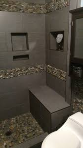 how to install travertine tile on shower walls image bathroom 2017