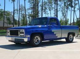 1984 GMC Sierra Aka Bailey Blue II - The 1947 - Present Chevrolet ... 1984 Gmc K35 K30 High Sierra 454tbi Many Extras Loaded One Ton Dana Gmc Pickup Truck Resigned With Trickedout Tailgate Carbon S15 Pickup 2wd Insurance Estimate Greatflorida Hondafreak41187 Classic 1500 Regular Cab Specs Chevrolet Van Wikipedia Vehicles Black Tank Truck Custom Deluxe 10 Item J7022 Sold Press Photo Trucks Historic Images For Sale Classiccarscom Cc1114083 Sinaloenseyk Photos 7000 Sa Truck