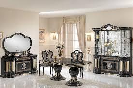 betty italienisches esszimmer schwarz stilev möbel