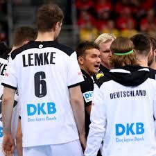 Handball Deutschland Argentinien Vor HeimWM LIVE Im Stream Ticker