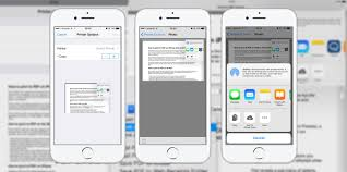 How to print to PDF on iPhone iPad and Mac