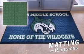 Waterhog Floor Mats Canada by Waterhog Logo Mat Vs Classic Impressions Logo Mat Which Is Best