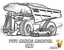 Construction Truck Coloring Pages Beautiful Awesome Monster Truck ... Learn Colors With Dump Truck Coloring Pages Cstruction Vehicles Big Cartoon Cstruction Truck Page For Kids Coloring Pages Awesome Trucks Fresh Tipper Gallery Printable Sheet Transportation Wonderful Dump Co 9183 Tough Free Equipment Colors Vehicles Site Pin By Rainbow Cars 4 Kids On Car And For 78203