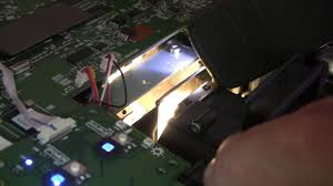 Epson 8350 Lamp Light Blinking Red by Epson Projector Temperature Sensor Malfunction Youtube