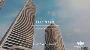 100 House For Sale Elie ELIE SAAB X EMAAR EMAAR BEACHFRONT