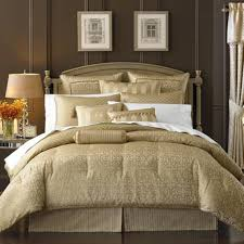 J Queen New York Marquis Curtains by Gold Queen Comforter Sets U003e Waterford Bedding U003e Waterford