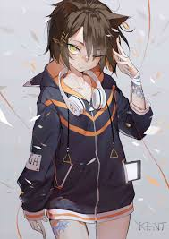 Anime Art Ideas He Uc Cats And Kittens Characters Rhcom Mute By Destinyblue On