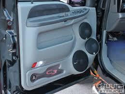 301 Moved Permanently, Auto Door Panel Speakers - Pano