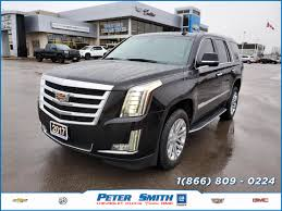 100 Used Gm Trucks Certified 2017 Cadillac Escalade