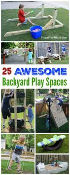 The Best Backyard DIY Projects For Your Outdoor Play Space | Water ... Fun Backyard Toys For Toddlers Design And Ideas Of House 25 Unique Outdoor Playground Ideas On Pinterest Kids Outdoor Free Images Grass Lawn House Shed Creation Canopy Swing Sets Playground Swings Slides Interesting With Playsets And Assembly Of The Hazelwood Play Set By Big Installation Wooden Clearance Metal R Us Springfield Ii Wood Toysrus Parks Playhouses Recreation Home Depot Best Toy Storage Toys