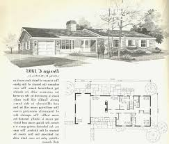 100 Mid Century Modern Home Floor Plans Ranch Fresh 1960s House