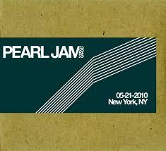 Pearl Jam ficial Bootleg 05 21 2010 New York NY Madison