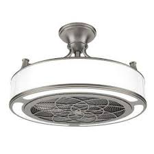 Bladeless Ceiling Fan With Light by Exhale Bladeless Ceiling Fan Dudeiwantthat Shallow Contemporary