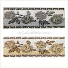 80x300mm ceramic border tile kitchen pencil border tile listello