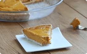 Healthy Light Pumpkin Dessert by Healthy Pumpkin Pie The Creamiest Pie You U0027ll Ever Taste