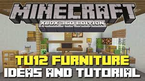 Perfect Minecraft Bedroom Ideas Xbox 360 House Furnishing Tutorial Furniture