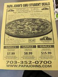 Papa John's Codes That Never Expire For Us : Gmu