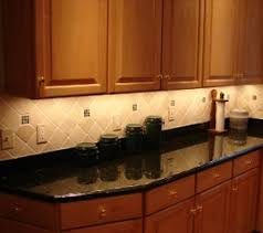 choosing linear lighting for cabinet cove
