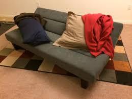 Kebo Futon Sofa Bed Cover by Dorel Home Products Kebo Futon Black Walmart Com