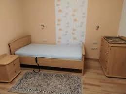 seniorenzimmer schlafzimmer möbel gebraucht kaufen ebay