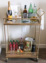 How To Style Your Bar Cart This Trolystyle Cart On Brassaccented Casters Is Great As A Fniture Charming Big Lots Kitchen Chairs Cart Review Brown And Tristan Bar Pottery Barn Au Highquality 3d Models For Interior Design Ingreendecor Best 25 Farmhouse Bar Carts Ideas Pinterest Window Coffee Portable Home Have You Seen The New Ken Fulk Stuff At Carrie D Sonoma For Versatile Placement In Your Room Midcentury West Elm 54 Best Bars Carts Images The Jungalow Instagram We Love Good
