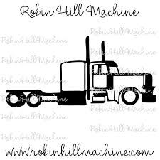 100 Trucking Company Names Semi Cab For CNC Plasma DXF SVG Digital File Etsy