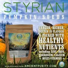 Pumpkin Seed Oil Shrink Prostate by Styrian Pumpkin Seeds Austrian Organic Nuts U0026 Seeds Ancient