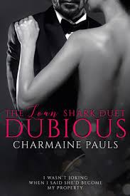 Kizzle Book Review On Dubious The Loan Shark Duet By Charmaine Pauls