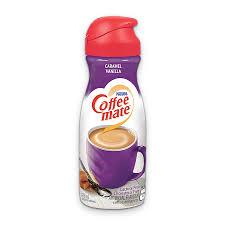 COFFEE MATE Caramel Vanilla Share Alt Text Placeholder