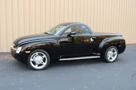 2003 Chevrolet SSR | GAA Classic Cars