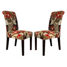 Target Upholstered Dining Room Chairs by Target Upholstered Chairs Avington Dining Chair Set Of 2 Red