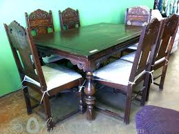 Lofty Ideas 1920S Dining Room Furniture Table 1920s 1920 Set For Sale Remodel Chairs Walnut 1930s Styles